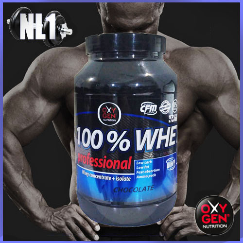 100% WHEY Professional [1KG]