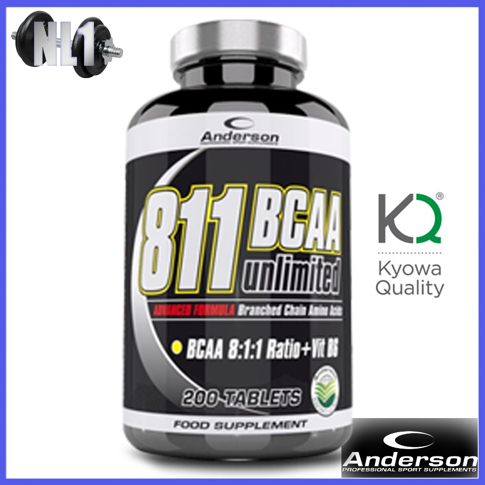 811 BCAA Unlimited [200 CMP]