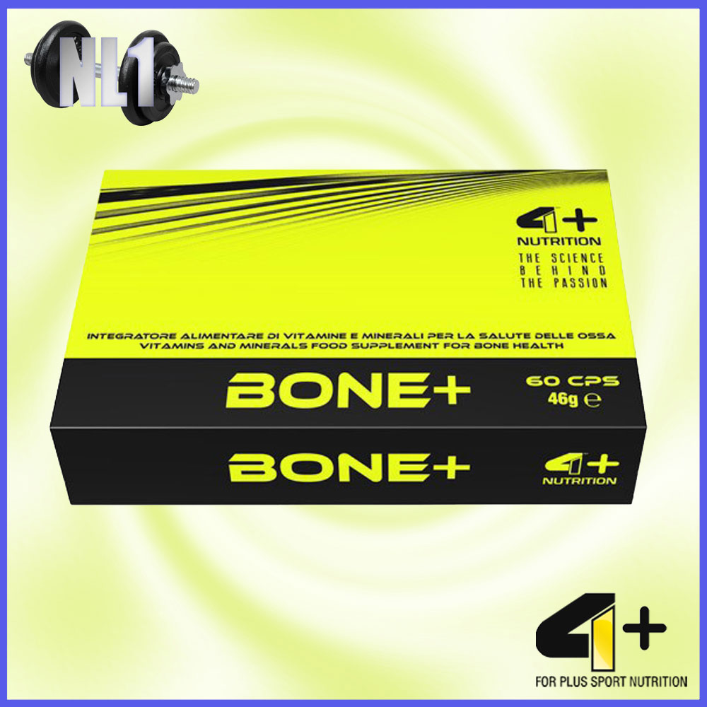 BONE+ [60 CPS] - 4+ NUTRITION