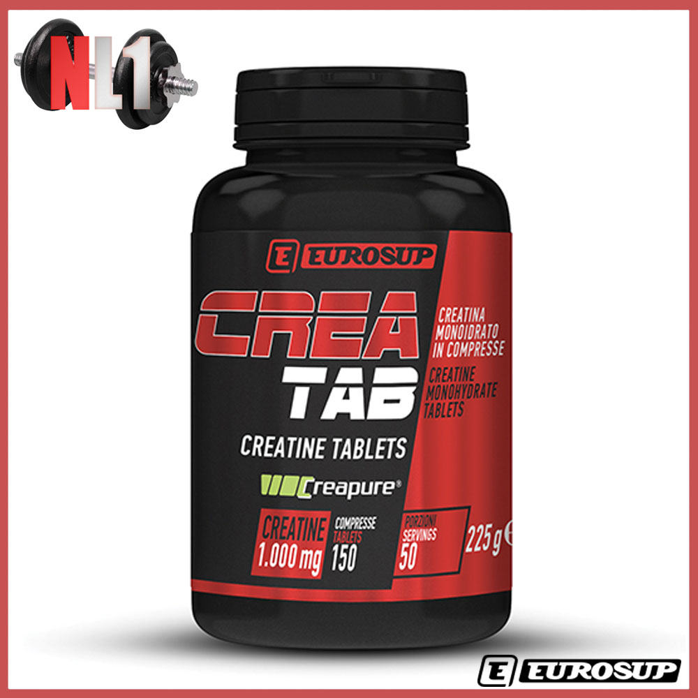 CREA TAB - CREATINE TABLETS [150 tav]