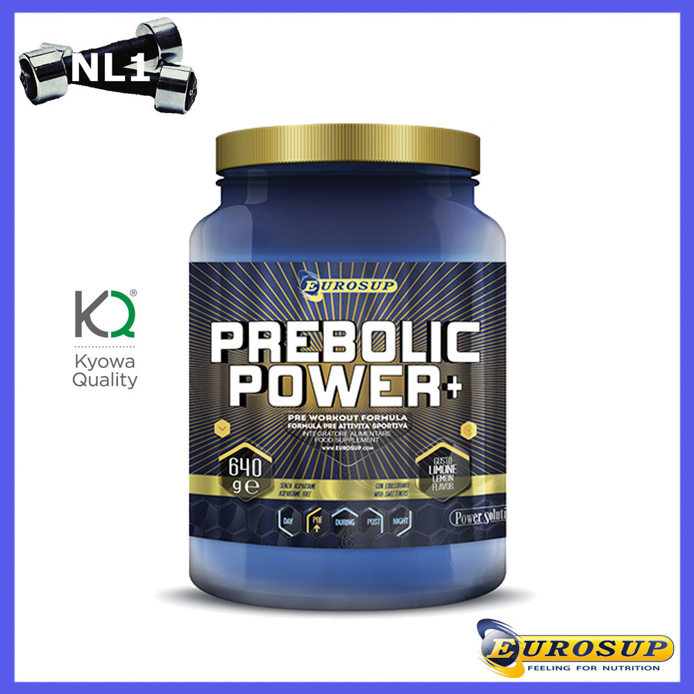 PREBOLIC POWER+ [640gr]