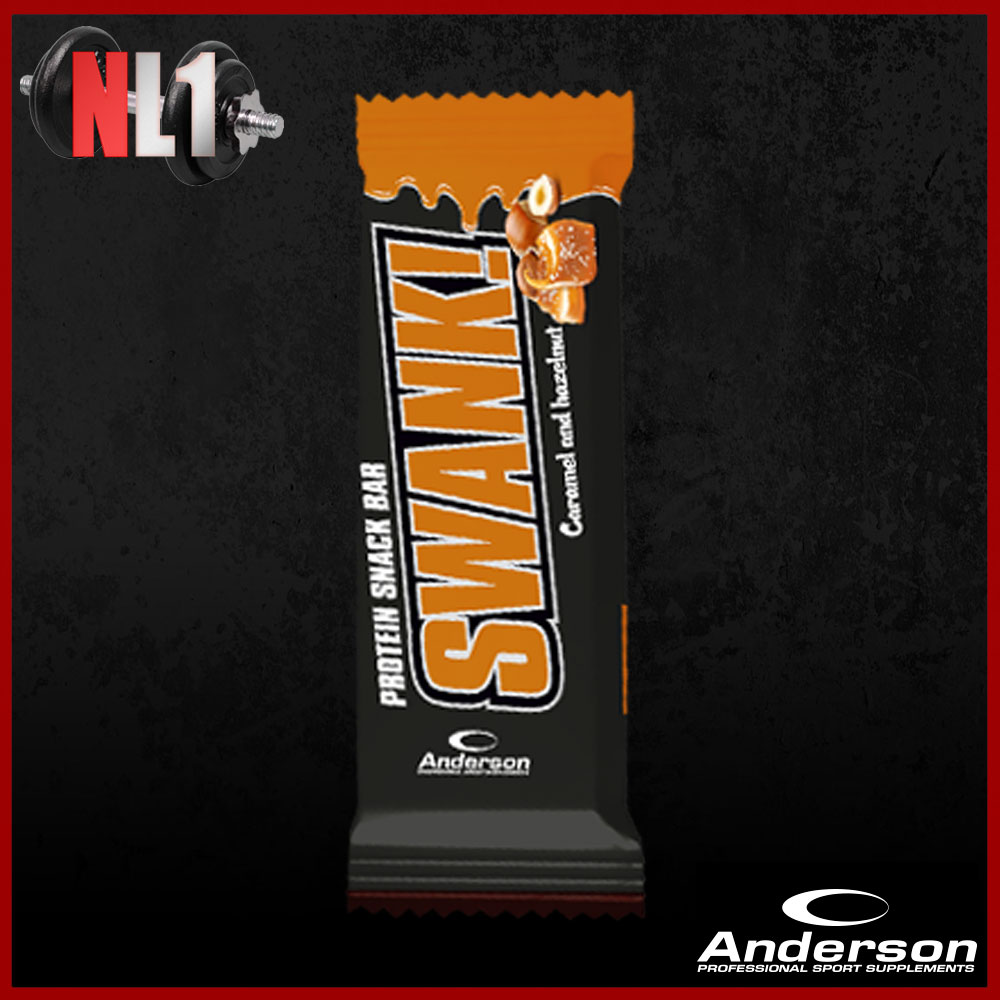 SWANK! Protein Snack Bar [50 G] - ANDERSON