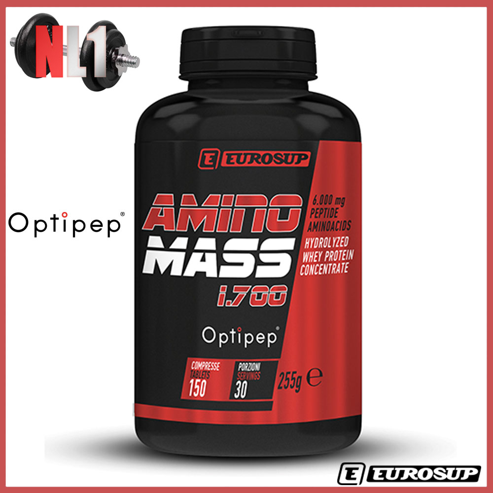 AMINO MASS 1700 [150 compresse]