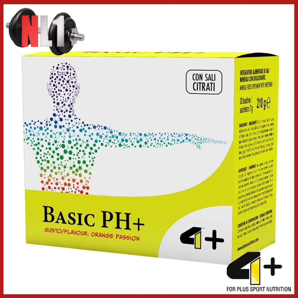 BASIC PH+ [30 BUSTINE]