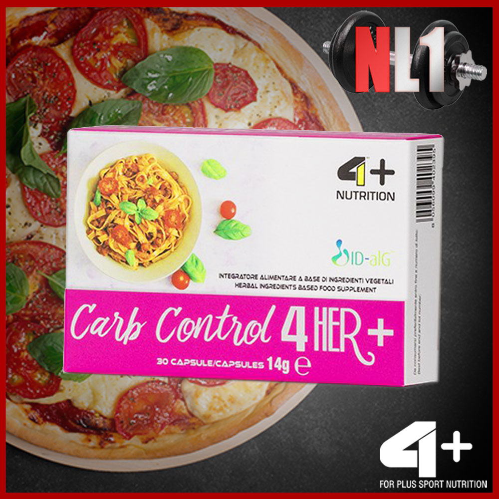 CARB CONTROL 4 HER+ [30 CAPS]