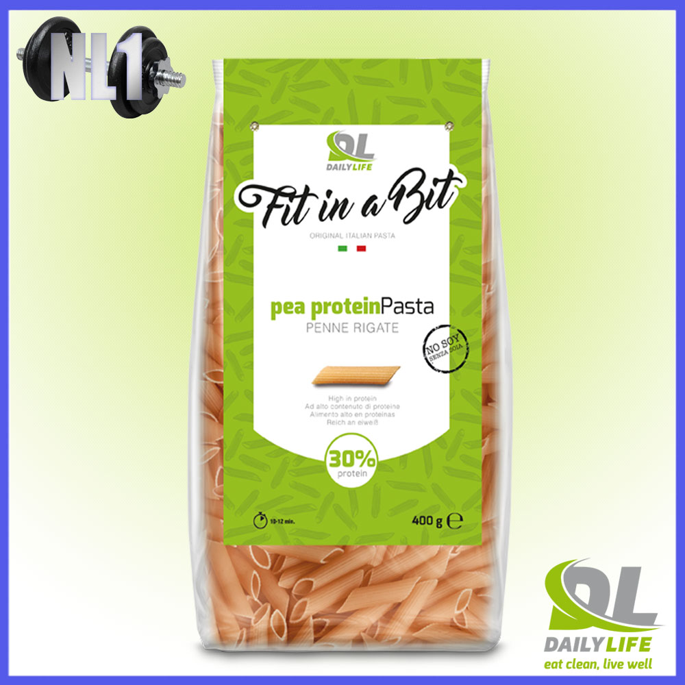 PEAPROTEIN PASTA [400G] Fit in a Bit