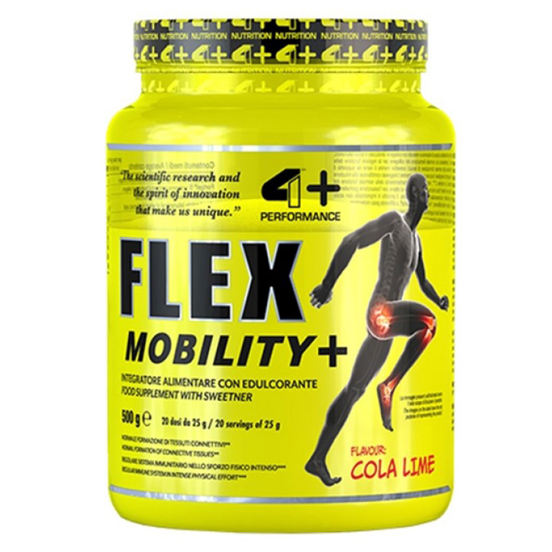 FLEX MOBILITY [500 G] - gusto Cola Lime