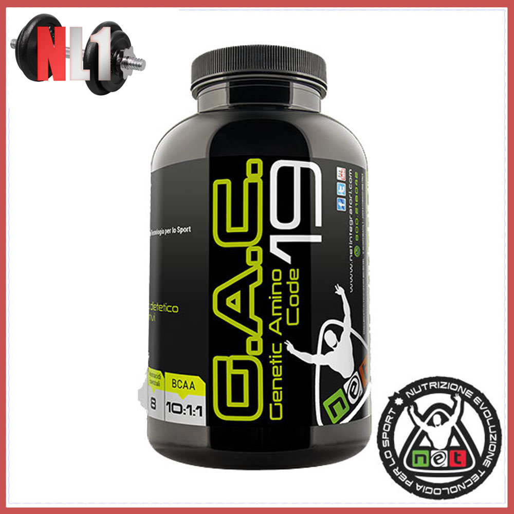G.A.C. Genetic Amino Code 19 [250 compresse]