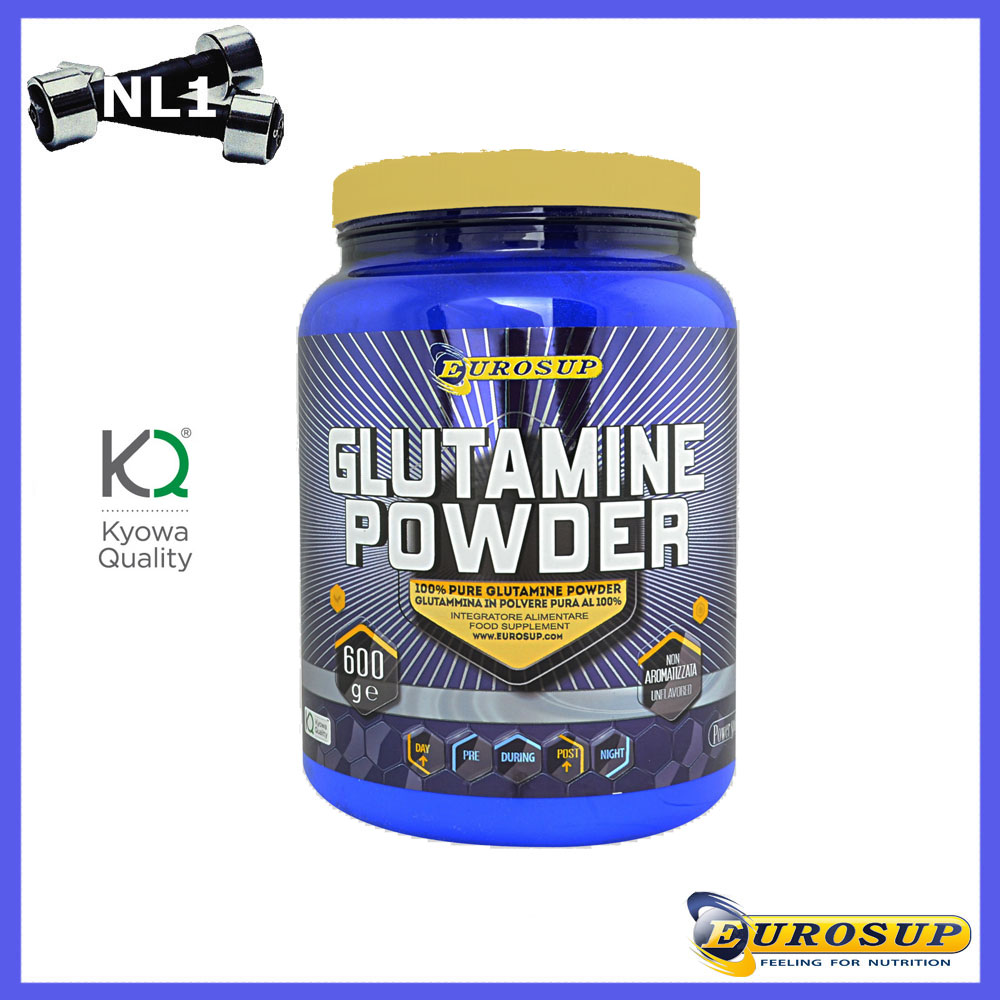 GLUTAMINE POWDER [600 G]