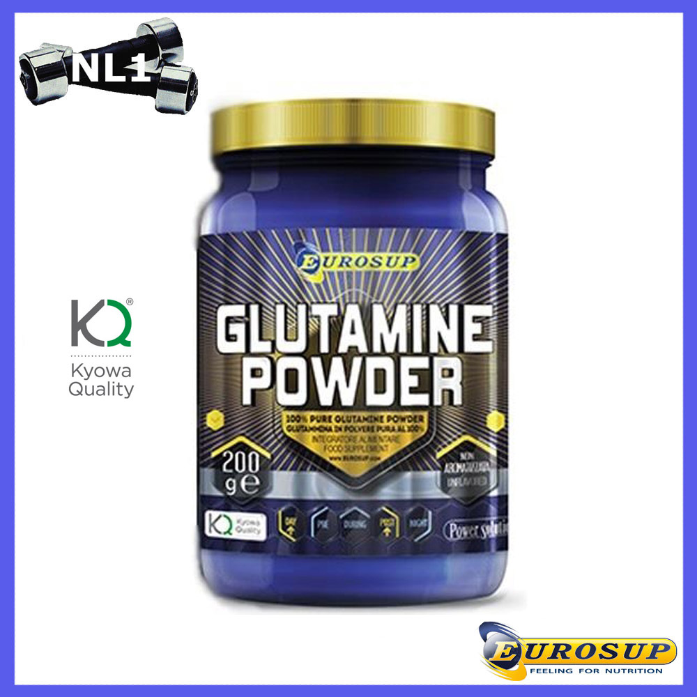 GLUTAMINE POWDER [200 G]