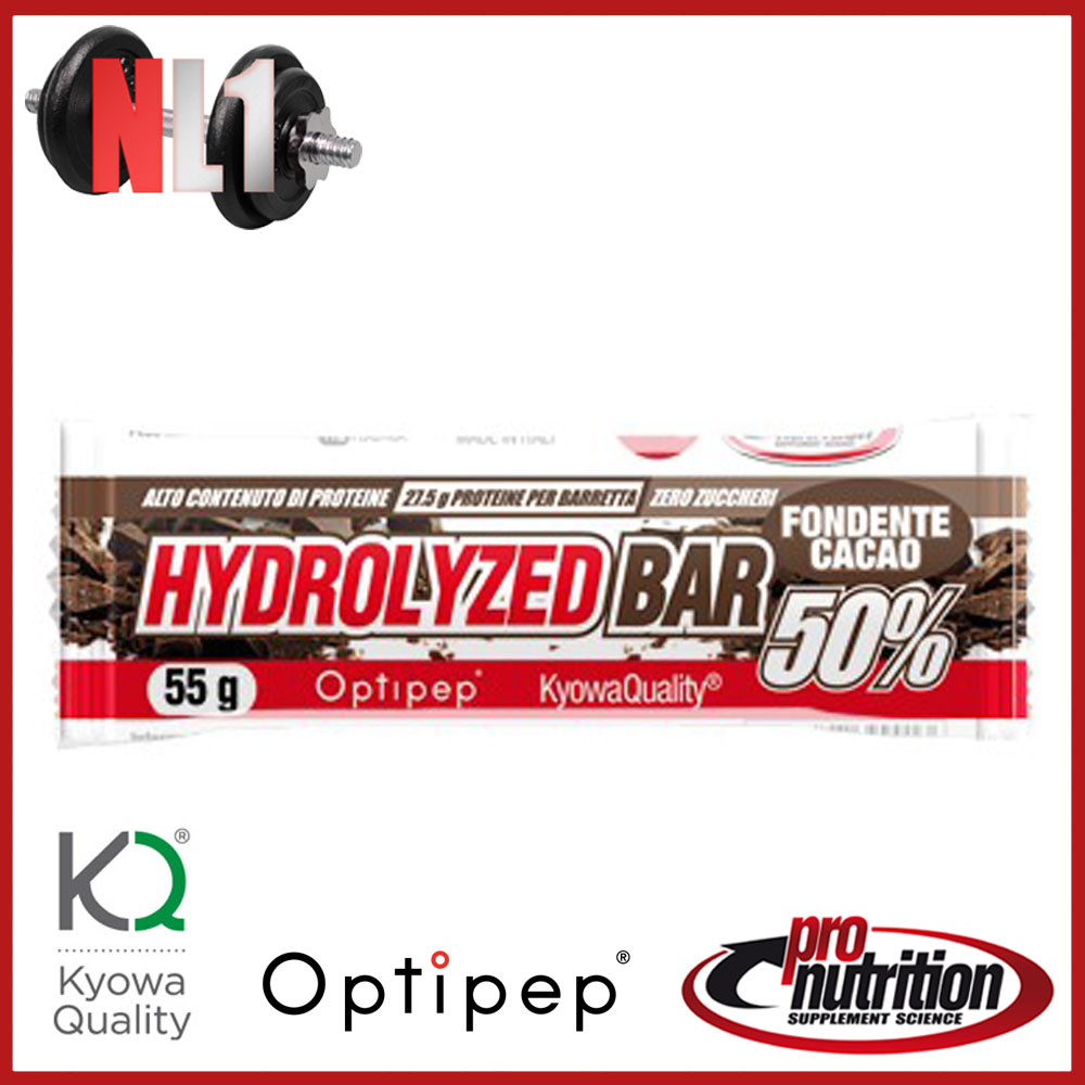 HYDROLYZED BAR 50% [BARRETTA DA 55 G]