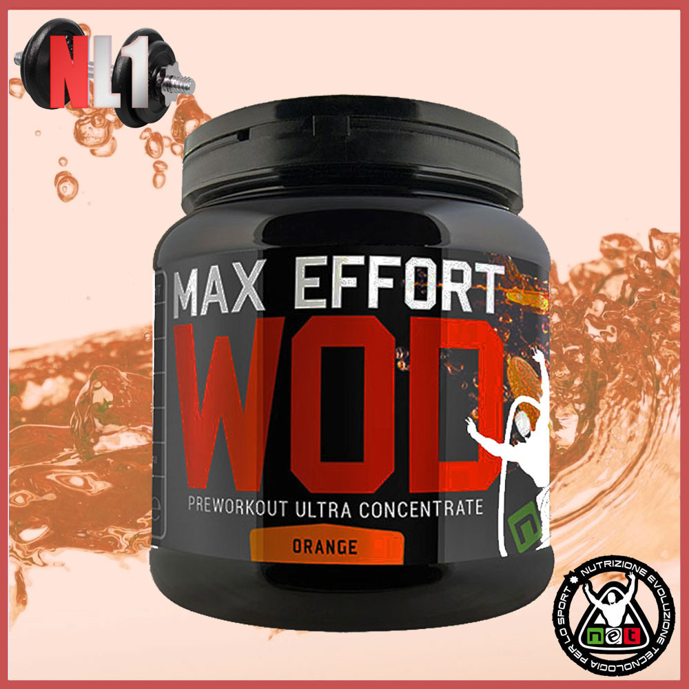 MAX EFFORT WOD [300 G]
