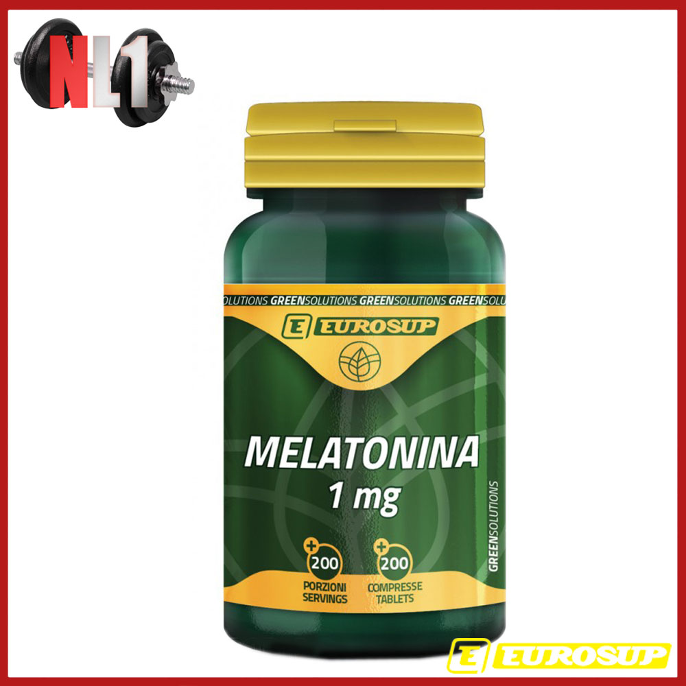 MELATONINA 1 mg [200 compresse]