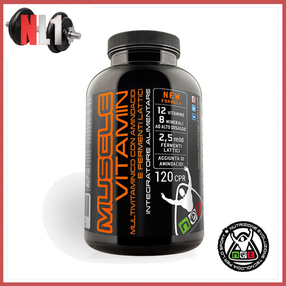 MUSCLEVITAMIN [120 compresse]