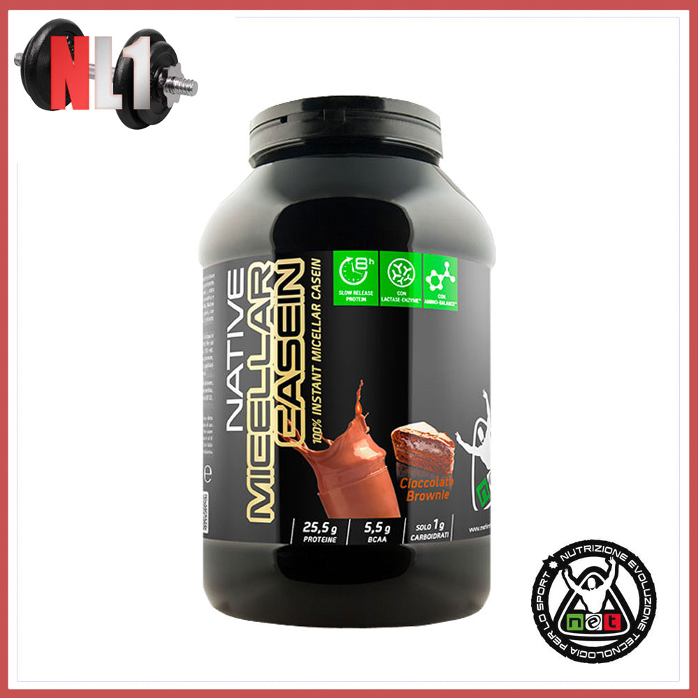 NATIVE MICELLAR CASEIN [900 G]