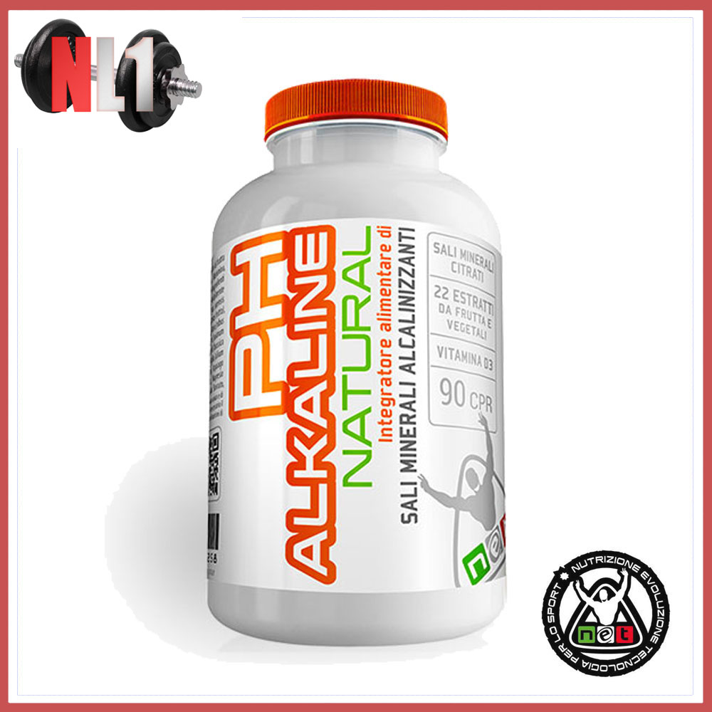 Ph ALKALINE natural[90 cpr]