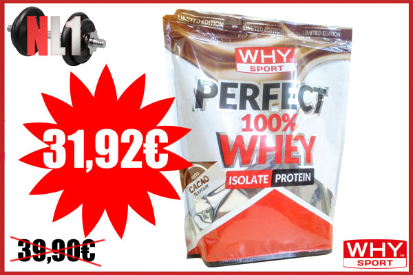 PERFECT 100% WHEY - LIMITED EDITION
