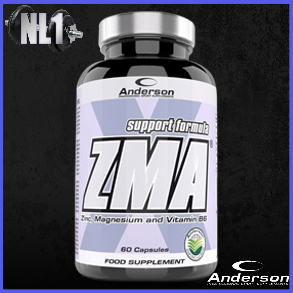 ZMA [60 CPS]